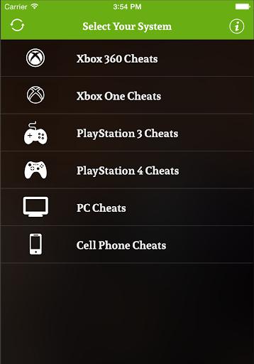 Cheats for GTA 5 - Unofficial 1.0.2 screenshots 1