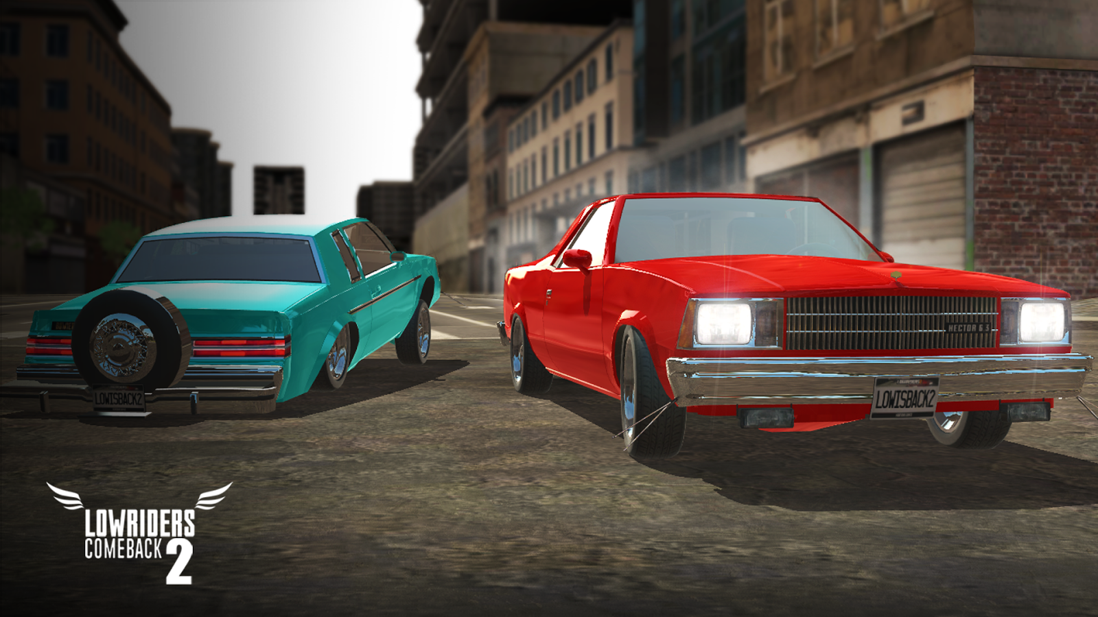 Lowriders Comeback 2: Cruising- screenshot