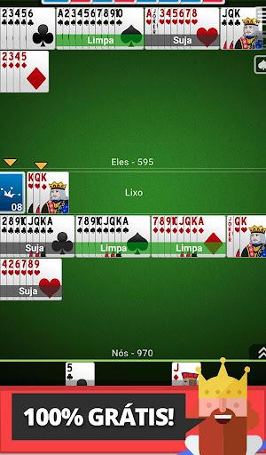 Buraco Jogatina: Jogo de Cartas Gru00e1tis 1.7.2 screenshots 18