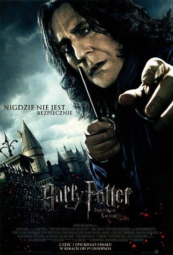 Przód ulotki filmu 'Harry Potter i Insygnia Śmierci: Część 1'