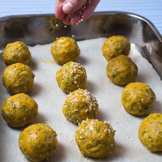 Sweet Potato & Mung Bean Falafel Recipe