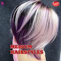 Medium Hairstyles icon