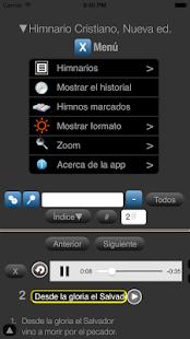 Himnario Cristiano - screenshot thumbnail