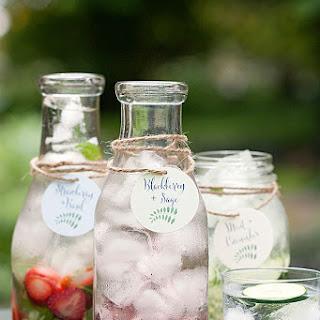 Saturday Sips! Flavored Waters