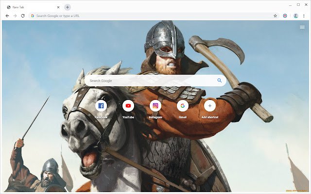 New Tab - Mount & Blade 2: Bannerlord