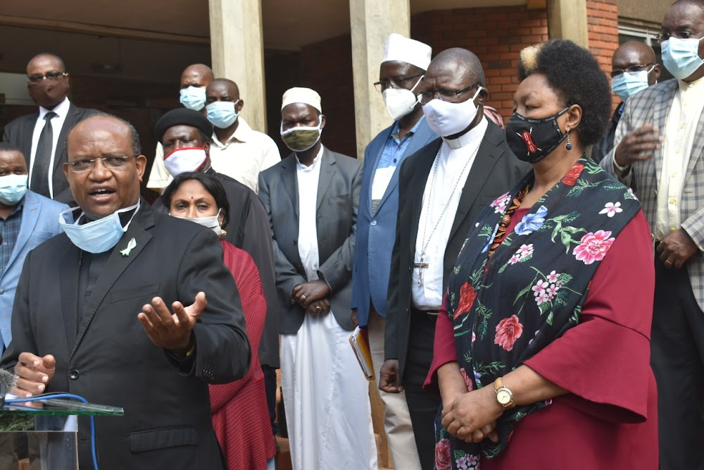 Interfaith council revises guidelines as virus cases surge