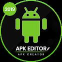Apk Editor Pro 2019 icon
