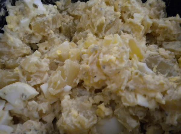 My Potato Salad Recipe