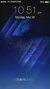 Lock Screen Galaxy S9 Theme 1 10 + (AdFree) APK for Android