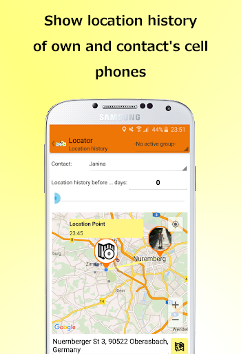 Family and Friend Locator +- screenshot