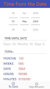 Date Calculator , Calculate Age , Days v1.1 [Mod][ads-free] 1