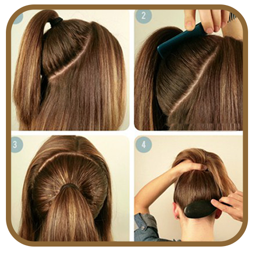 Easy Hairstyles Step by Step on Google Play Reviews | Stats