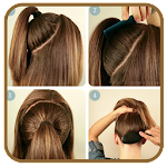 Easy Hairstyles Step by Step Apk