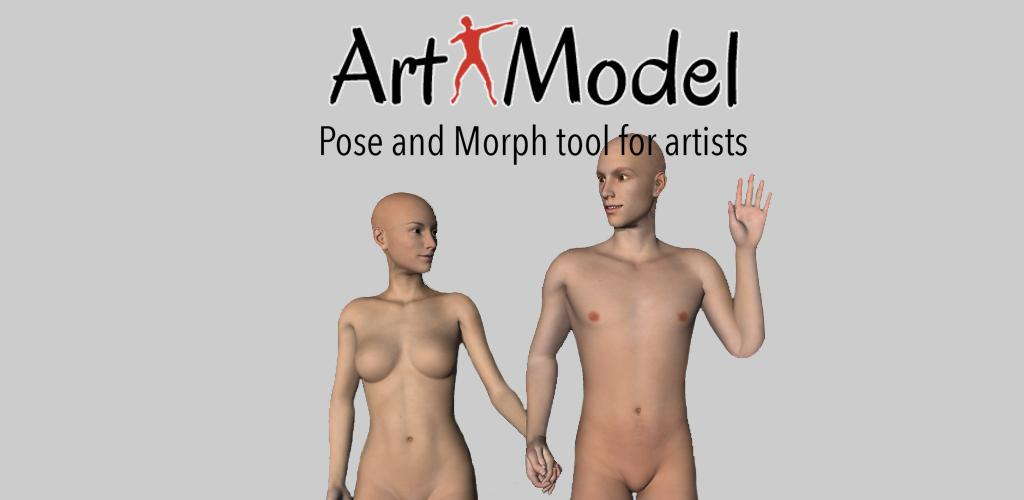Download Art Model - 3D Pose tool and morphing tool APK latest version 1 3  for android devices