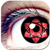 Sharingan Eye Lenses Editor