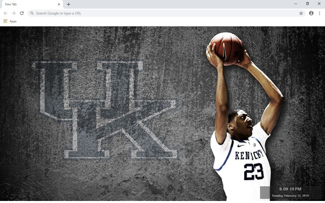 Anthony Davis New Tab & Wallpapers Collection