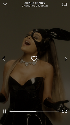 Vevo - Music Player & HD Music Video Streaming Screenshot