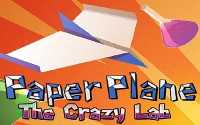 Paper Plane  The Crazy Lab