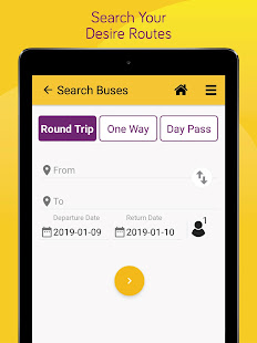 Easybook - Bus, Train, Ferry, Flight & Car Rental