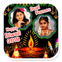 Diwali Photo Frames Dual icon