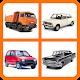 Российские Авто - Угадай Название Машины! Android apk