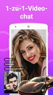 Yepop: live video chat online with friends Screenshot