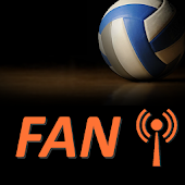 SoloStats Fan Volleyball