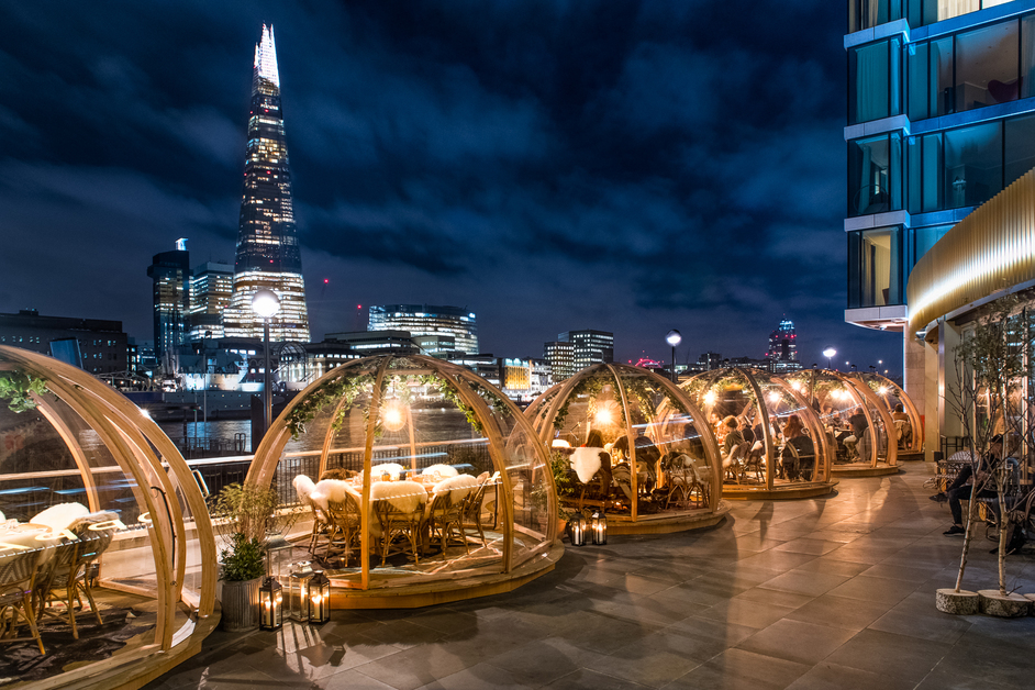 Image result for Tower Bridge restaurant Coppa Club
