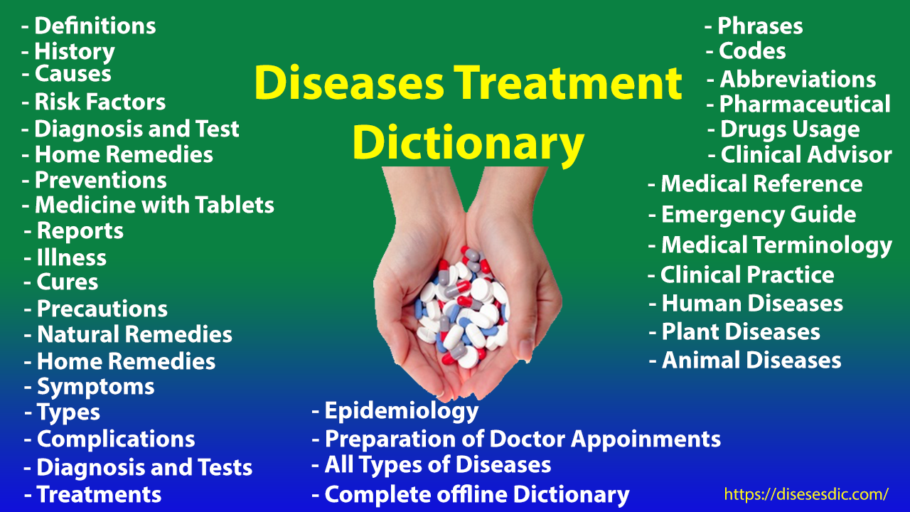 Diseases Treatments Dictionary – (Android Applications) — AppAgg