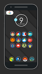 Bolabo - Icon Pack Screenshot