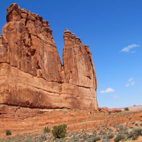 Moab by IS Photography - Landscapes Deserts ( moab, national park, red, utah, sandstone )