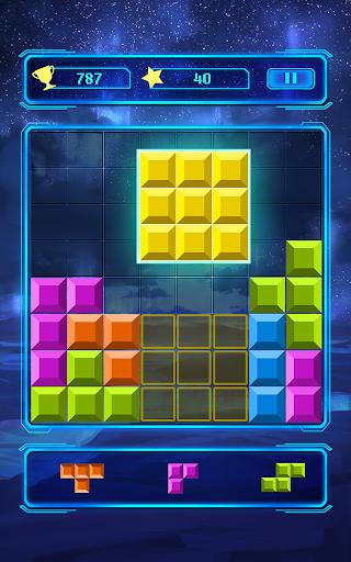 Brick block puzzle - Classic free puzzle apkmr screenshots 8