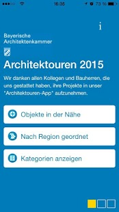ByAK Architektouren- screenshot thumbnail