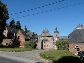 Photo: Le château de Rixensart, habité par la famille Merode depuis 1715