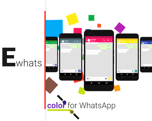 [Substratum] EWhats color app (apk) free download for Android/PC/Windows screenshot