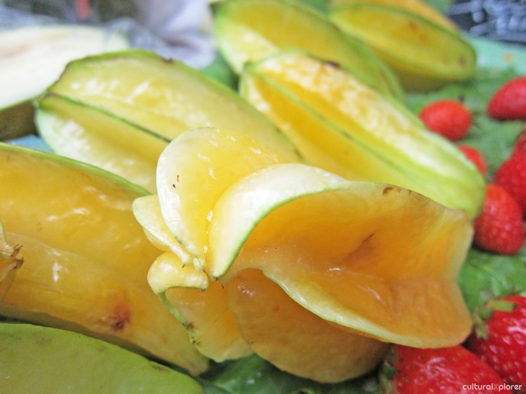 Carambola Star Fruit Rio de Janeiro