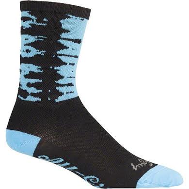 All-City Darker Wave Socks