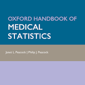 Oxford Handbook Medical Statis