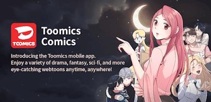 Toomics - Read Comics, Webtoons, Manga for Free - Android
