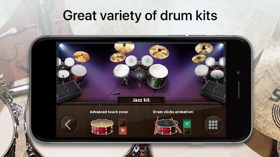 Drum Kit Music App : wedrum drum set music games drums simulator pad android apps on google play ~ Hamham.info Haus und Dekorationen