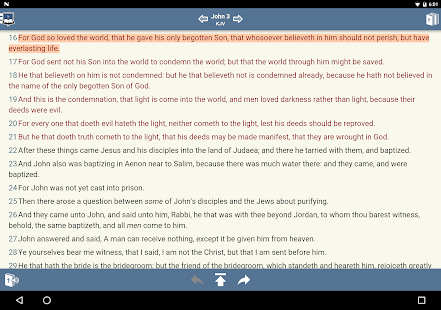 Blue Letter Bible- screenshot thumbnail