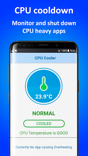 System Optimizer: CPU, Battery, RAM & Storage care 1.40 12