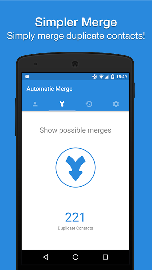 Simpler Merge Duplicates- screenshot