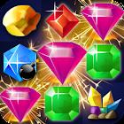 Match 3 Jewels icon