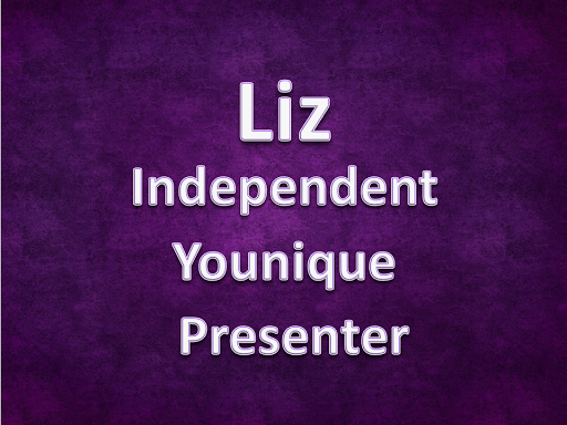 Liz Independent Younique Prstr
