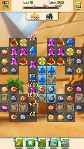 Indy Cat - Match 3 Puzzle Adventure apkdebit screenshots 21