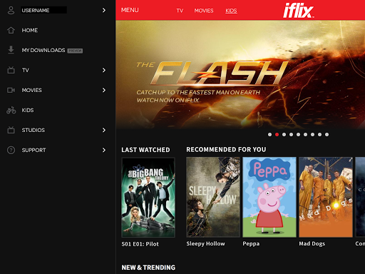 iflix for PC