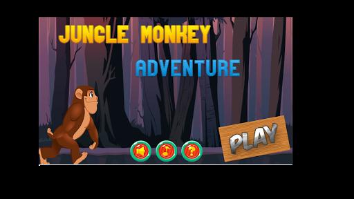 Jungle Monkey Run Adventure 2