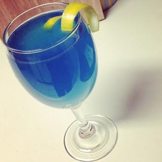 Blue Amour Cocktail