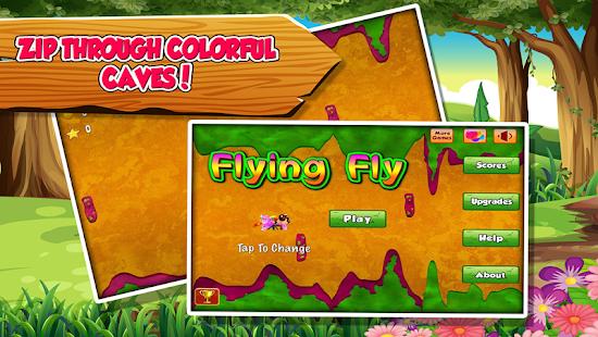 Flying Flie - Cavern Adventure- screenshot thumbnail